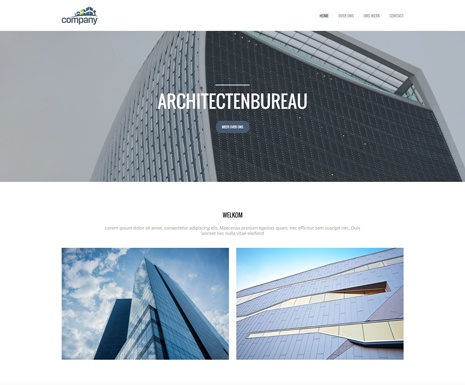 startontwerp Architect